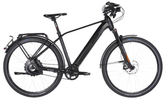 Kettler Velossi E45 - Walt Bikes